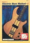 Electric Bass Method - 1