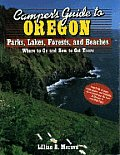 Campers Guide To Oregon Parks Lakes Forests
