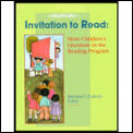 Invitation to read :more children's literature in the reading program