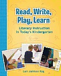 Read, Write, Play, Learn