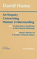 an analysis of humes in an enquiry concerning human understanding