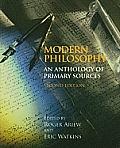Modern Philosophy (2ND 09 Edition)