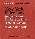 New York Elder Law Handbook