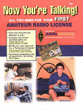 Now Youre Talking 4TH Edition All You Need for You First Amateur Radio License  Cover