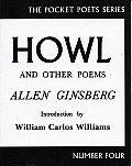 Pocket Poets #04: Howl: And Other Poems Cover