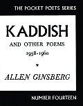 Kaddish & Other Poems 1958 1960
