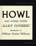 Pocket Poets Series #0004: Howl: And Other Poems Cover