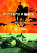 A Little Matter of Genocide: Holocaust and Denial in the Americas 1492 to the Present Cover