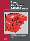 Large Air-Cooled Engine Service Manual, 1988 & Prior #1: Large Air-Cooled Engines Service Manual: Acme, Briggs and Stratton, Clinton, Craftsman, Honda, Kawasaki, Kohler, Onan, Tecumseh, Wisconsin, Wis