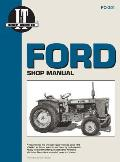Ford Shop Manual Fo18 Fo21 Fo22 Fo36fo39
