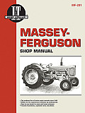 Massey Ferguson Shop Manual Mf-201 (I & T Shop Service Manuals)