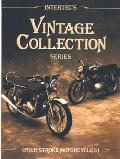 Vintage Four-Stroke Motorcycles (Interecs Vintage Collection)
