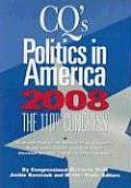 Politics in America 2008: The 110th Congress (Politics in America)