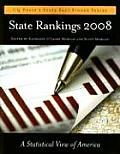 State Rankings 2008: A Statistical View of America Cover