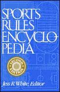Sports Rules Encyclopedia 2nd Edition