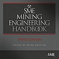 Sme Mining Engineering Handbook CD-ROM