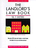 Landlords Law Book Volume 2 Evictions 6th Edition