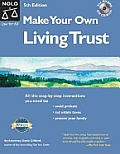 Make Your Own Living Trust with CDROM