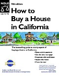 How To Buy A House In California 9th Edition
