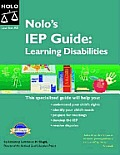 Nolos Iep Guide Learning Disabilities 1st Edition