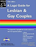 Legal Guide For Lesbian & Gay Couples 12th Edition