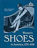 Women's Shoes in America, 1795-1930