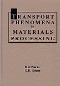 Transport Phenomena in Materials (94 Edition)