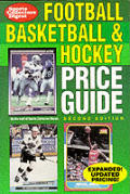 Football, Basketball & Hockey Price Guide