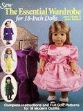 Sew The Essential Wardrobe For 18 Inch Dolls