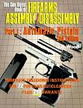 Gun Digest Book of Firearms Assembly Disassembly Part I Automatic Pistols