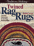 Twined Rag Rugs