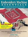 Embroidery Machine Essentials How To Sta