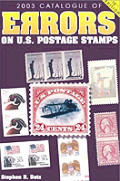 2003 Catalogue Of Errors On U S Postage