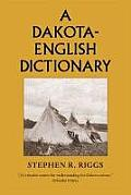 A Dakota-English Dictionary (Borealis Books)