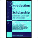 Introduction to Scholarship in Modern Languages 2nd Edition