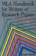 MLA Handbook For Writers Of Research 6th Edition