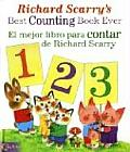 Richard Scarrys Best Counting Book Ever El Mejor Libro Para Contar de Richard Scarry