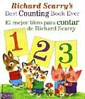 Richard Scarry's Best Counting Book Ever/ El Mejor Libro Para Contar de Richard Scarry