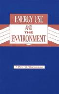Energy Use and the Environment