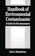 Handbook of Environmental Contaminants