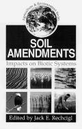 Soil Amendmentsimpacts on Biotic Systems