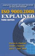 ISO 9001 2008 Explained