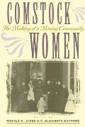 Comstock Women: The Making of a Mining Community (Wilbur S. Shepperson Series in History & Humanities) Cover