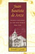Juan Bautista De Anza Basque Explorer In