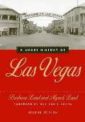 Short History of Las Vegas 2ND Edition Cover