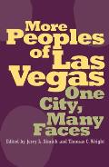 More Peoples of Las Vegas: One City, Many Faces (Wilber S. Shepperson Series in Nevada History) Cover