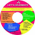 Let's Celebrate CD: Holiday Stories and Songs on CD