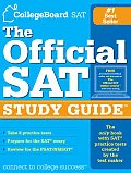 Official Sat Study Guide For The New Sat