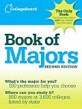 The College Board Book of Majors (College Board Book of Majors)