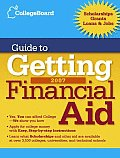 2007 College Board Guide To Getting Financial